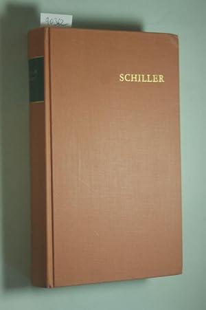 Schiller. Werke in 6 Bänden. Band 1.: Friedrich Schiller, Arthur