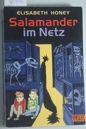 Salamander im Netz: Roman (Gulliver): Honey, Elisabeth und