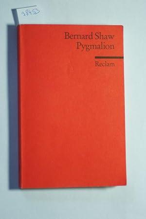Pygmalion. A Romance in Five Acts: Herbert, Geisen und
