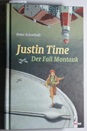 Justin Time - Der Fall Montauk