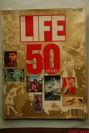 Time Inc. LIFE 50 Years. Special Anniversary Issue