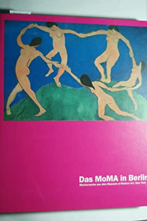 Das MoMA in Berlin: Meisterwerke aus dem Museum of Modern Art, New York