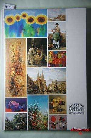 Galerie Mensing Hamm galerie mensing kunst des 19 und 20 jahrhunderts meisterwerke und