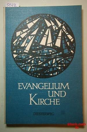 Evangelium und Kirche Band II Heft 1: Ernst Busch: