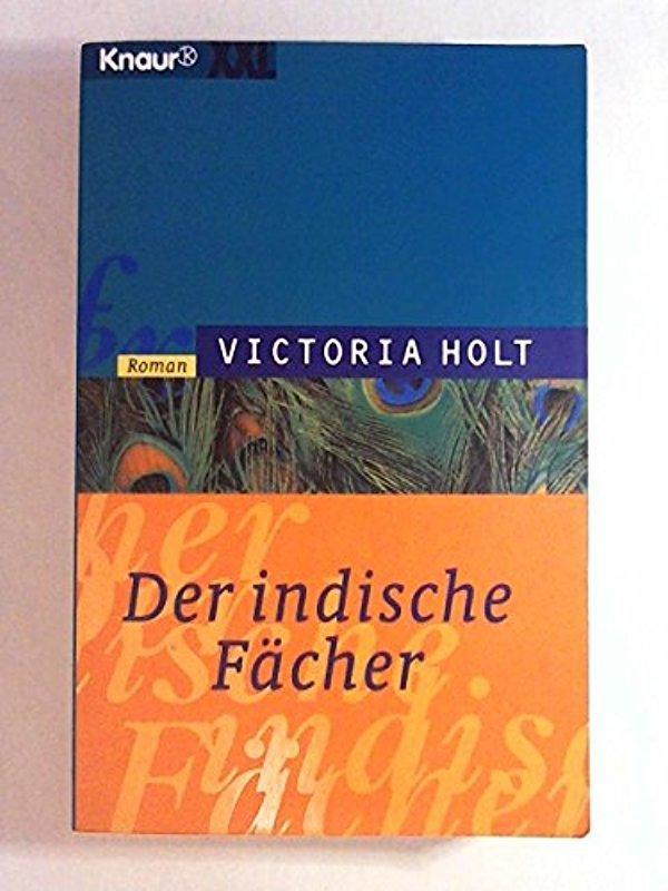 Der indische Fächer. Großdruck. - Victoria Holt