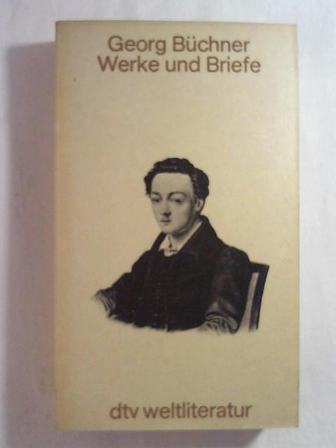 Briefe Von Georg Büchner : Werke und briefe von buechner zvab