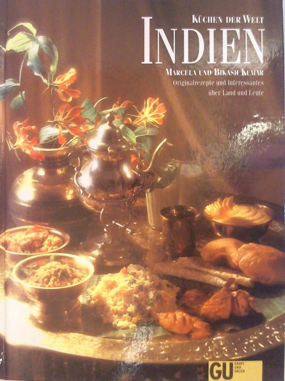 kuechen der welt indien von marcela kumar - ZVAB