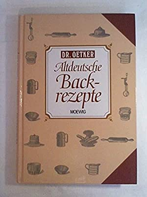 Altdeutsche Backrezepte, Mit Abb.,: Gisela [Red.] Knutzen