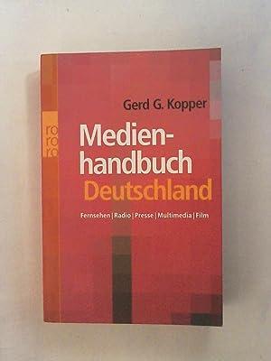 Medienhandbuch Deutschland: Fernsehen - Radio - Presse: Gerd G. Kopper