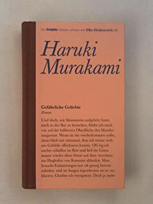 Gefährliche Geliebte. Brigitte-Edition Band 14: Haruki Murakami