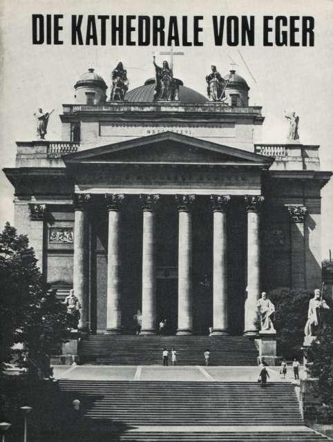 Die Kathedrale von Eger - Sugár, István
