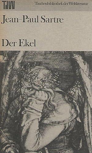 Der Ekel Taschenbibliothek der Weltliteratur: Sartre, Jean-Paul: