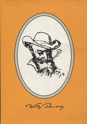 Wilhelm Busch-Album Humoristischer Hausschatz Jubiläums-Ausgabe Reprint: Busch, Wilhelm: