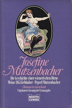 Die Geschichte einer wienerischen Dirne Meine 365: Mutzenbacher, Josefine: