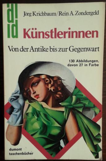 Title: Kunstlerinnen Von d Antike bis zur Gegenwart DuMon