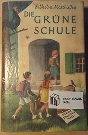 Die grüne Schule. Neue Märchen von Peter und Gretel und dem großen Zauberer Groffi ...