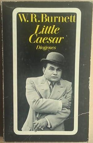 Little Caesar. Roman.: Burnett, W.R.: