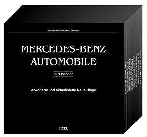 Mercedes-Benz Automobile, 2 Bde.: Heribert;Schrader Hofner