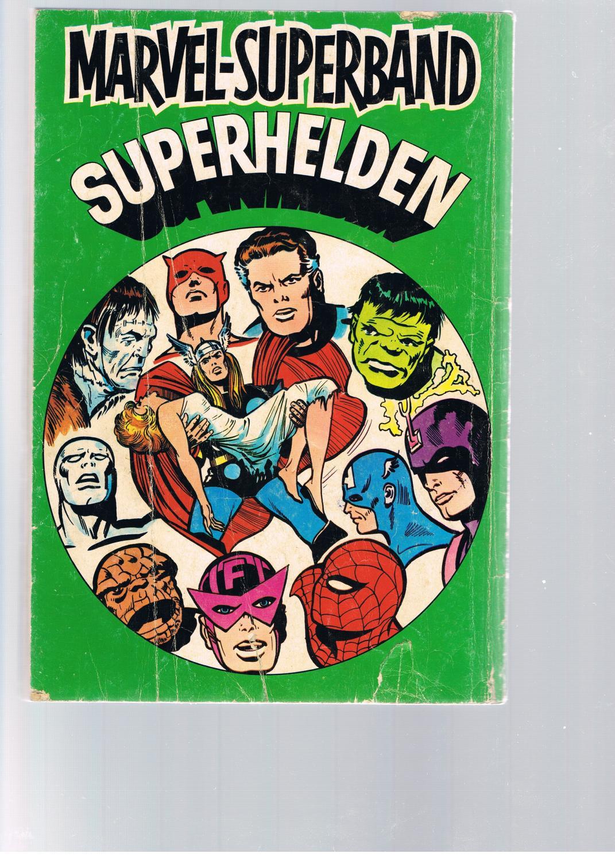 Die Fantastischen Vier Marvel