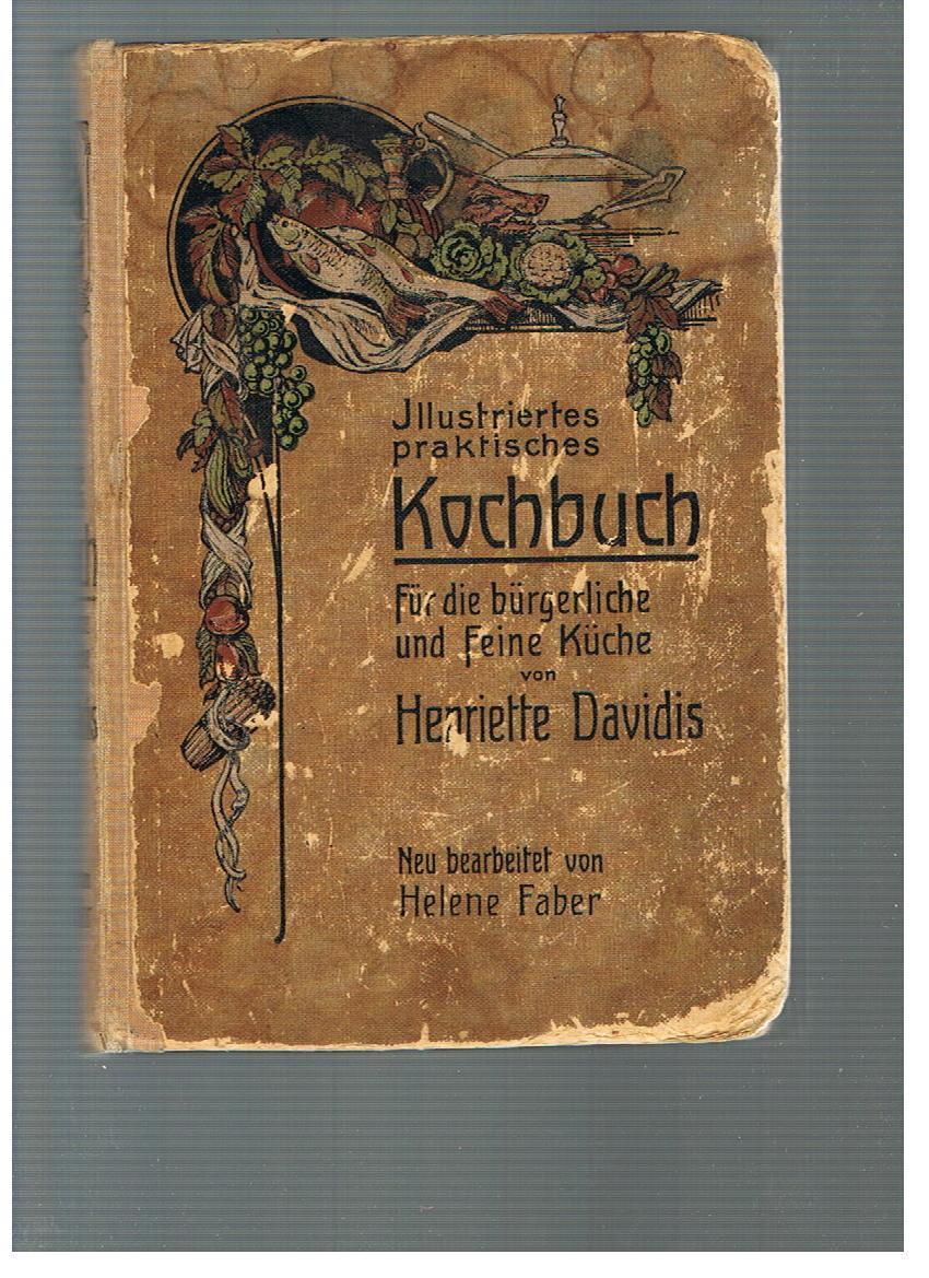 Henriette Davidis illustriertes praktisches ...