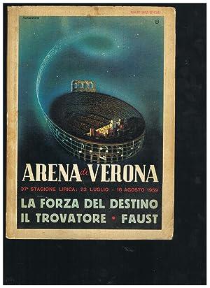 Arena di Verona 37° Stagione Lirica; 23: Carlo Bologna, C.
