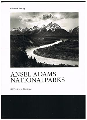 Nationalparks. 80 Photos in Duotone aus den: Ansel Adams