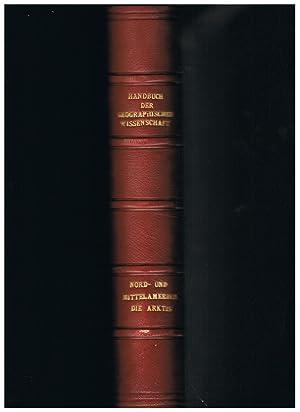 Handbuch der geographischen Wissenschaft. Nord- und Mittelamerika.: Dr. Fritz Klute