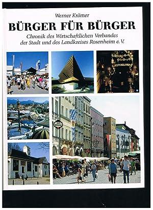 Bürger für Bürger. Chronik des Wirtschaftlichen Verbandes: Krämer Werner