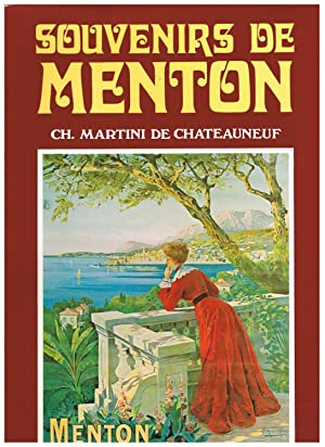 Souvenirs de menton: Martini De Chateauneuf