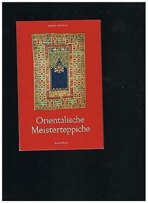 Orientalische Meisterteppiche: Erwin Gans-Ruedin