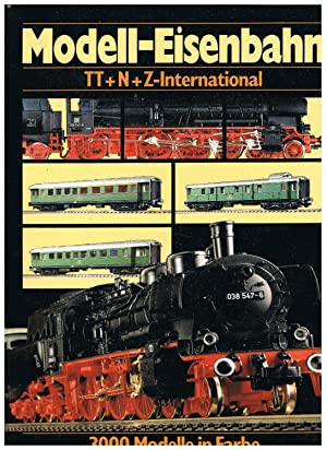 Modell-Eisenbahn Spuren TT + N + Z: Bernhard Stein