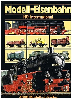 Modell-Eisenbahn Spur HO - International: Stein, Bernhard