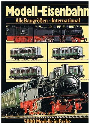 Modell-Eisenbahn, Alle Baugrößen - International 5000 Modelle