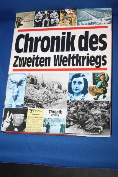 9783860471364 Chronik Des Zweiten Weltkriegs Von