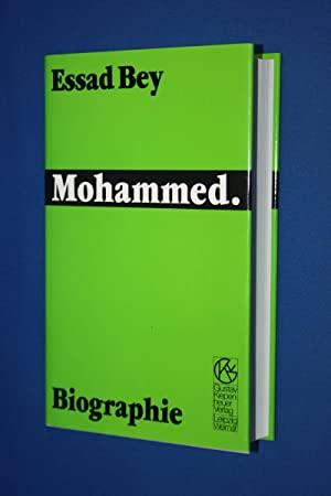Mohammed: Essad, Bey