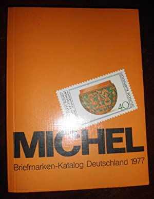 Michel Briefmarken-Katalog Deutschland 1977