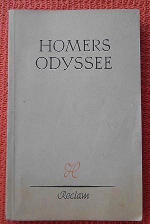 Homers Odyssee, Übersetzt von Johann Heinrich Voss,
