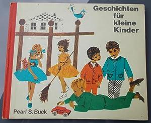 Geschichten für kleine Kinder, Die Illustrationen stammen: Pearl S. Buck