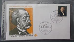 Ersttagsbrief/First Day Cover