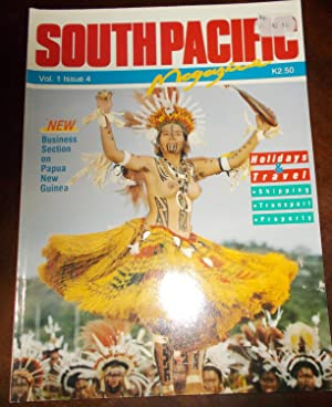 South Pacific International Vol. 1