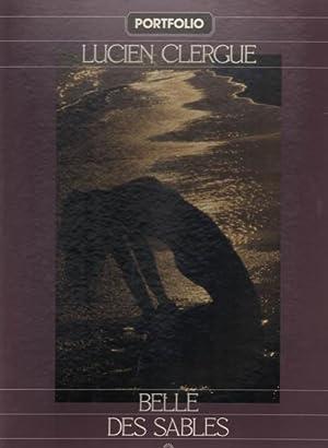 Belle des sables. (Portfolio): Clergue, Lucien.