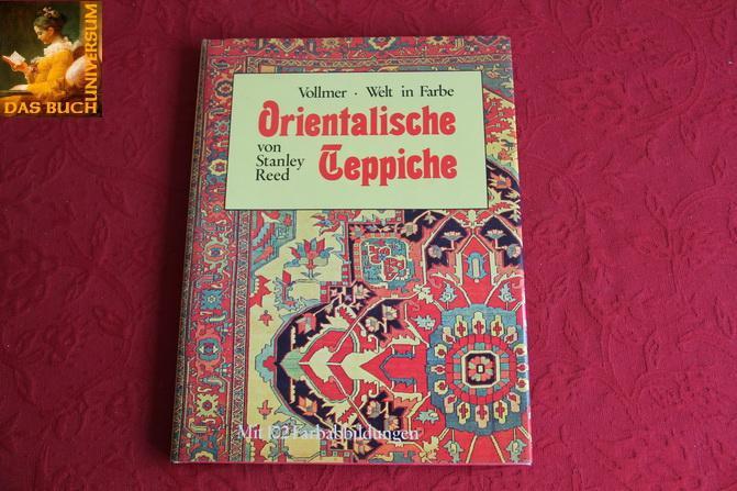orientalische teppiche* vollmer-welt in farbe. mit 102 abbildungen, Innenarchitektur ideen