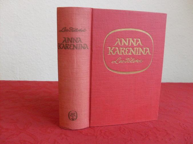 ANNA KARENINA.: Tolstoi Leo