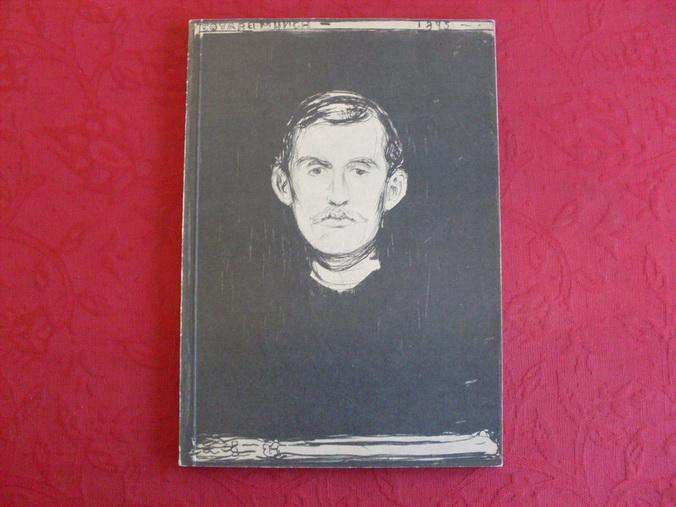 AUSSTELLUNG EDVARD MUNCH* 1954 - 1955. Mit: 69276 Munch, Edvard;