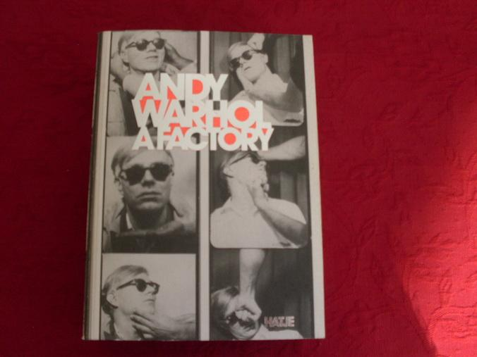 A FACTORY.: Warhol Andy