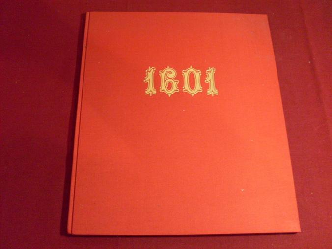 1601* Oder Gespräch am geselligen Kamin, wie: 77344 Twain, Mark;