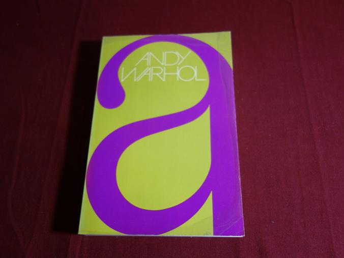 A* Ein Roman. Inhalt: Roman des Künstlers.: 96848 Andy Warhol;