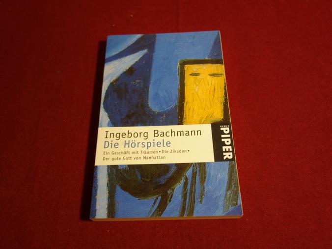 DIE HÖRSPIELE*. Inhalt: Das Geschäft mit Träumen,: 99591 Bachmann, Ingeborg;