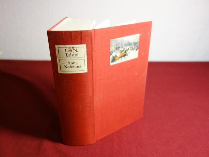 ANNA KARENINA*. Kurzbeschreibung: Der Klassiker von Leo: 99687 Tolstoi, Leo