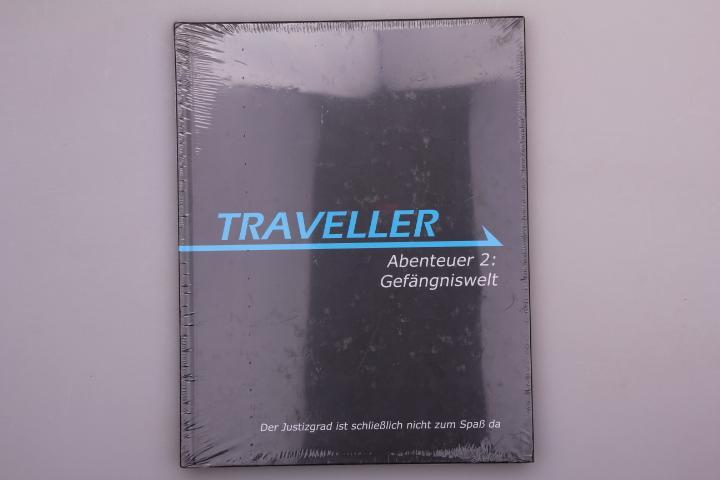 TRAVELLER - ABENTEUER 2: GEFÄNGNISWELT. - Whittaker Lawrence